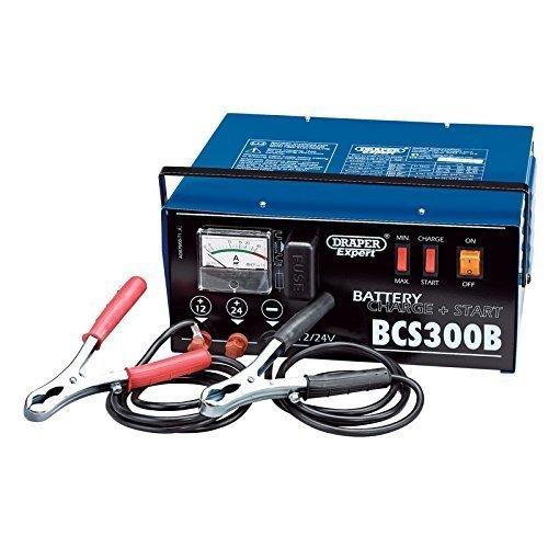 230v Battery Starter/charger - Expert 300a Draper 1224v Startercharger 24391 -  expert 300a battery draper 1224v startercharger 24391