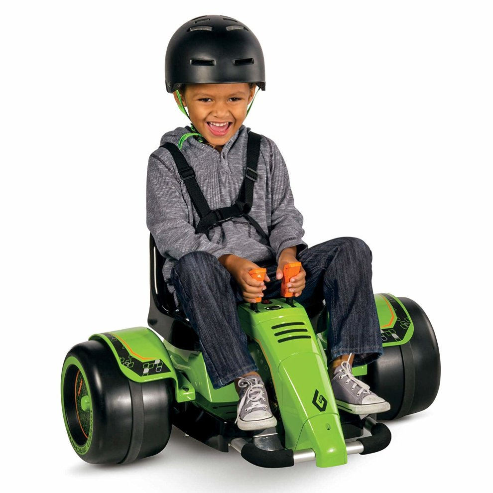 Huffy Electric Green Machine 360 6V Battery-Powered Ride On Toy
