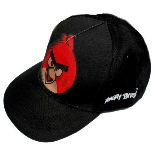 Angry Birds Cap - Black