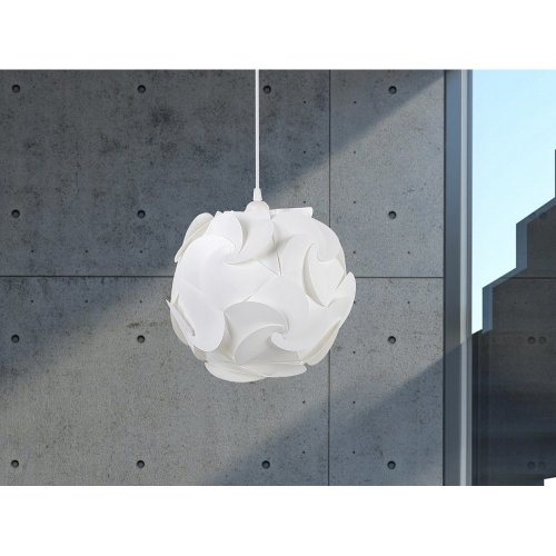 Modern Ceiling Lamp Pendant - Hanging lamp - Chandelier - White - TAMBRE