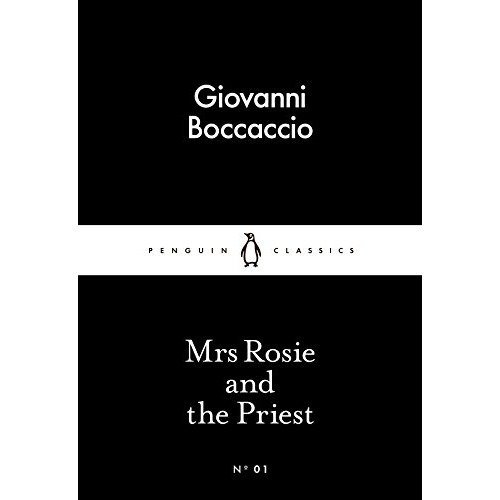 Mrs Rosie and the Priest (penguin Little Black Classics)