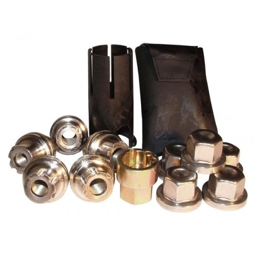 Defender, Discovery 1 & Range Rover Classic Locking Wheel Nut Set - STC8843AA