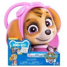 Paw Patrol Skye Activity Case | Paw Patrol Colouring Activity Set