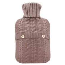 Warm Cute Hot-Water Bottle Water Bag Water Injection Handwarmer Pocket Cozy Comfort,#Z