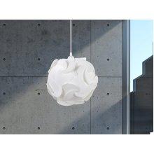 Modern Ceiling Lamp Pendant - Hanging lamp - Chandelier - White - TAMBRE