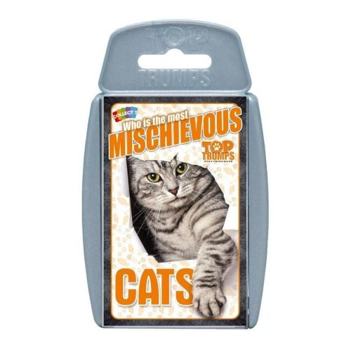 Cats Top Trumps Classics