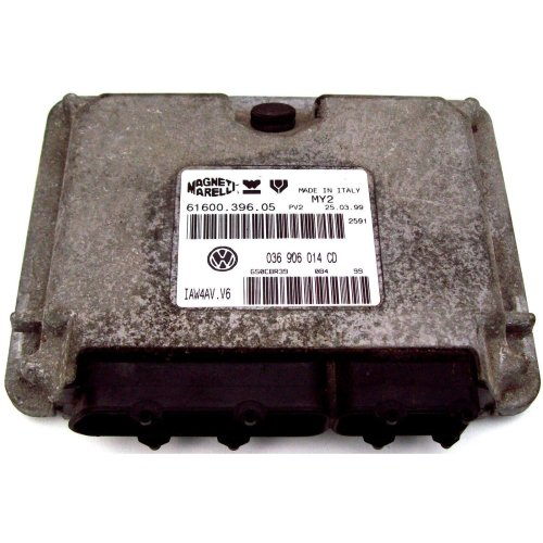 Volkswagen Lupo 1.4 Manual Hatchback Petrol Engine ECU 036906014CD 61600.396.05