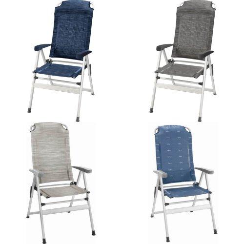 Brunner Kerry Slim Aluminium Folding Camping Chair