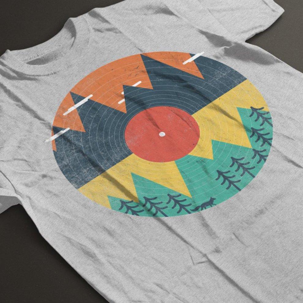08a330aa Vinyl Fox Men's T-Shirt on OnBuy