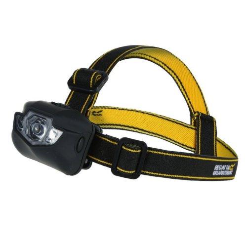 Regatta Cree 5 LED Headtorch - Black