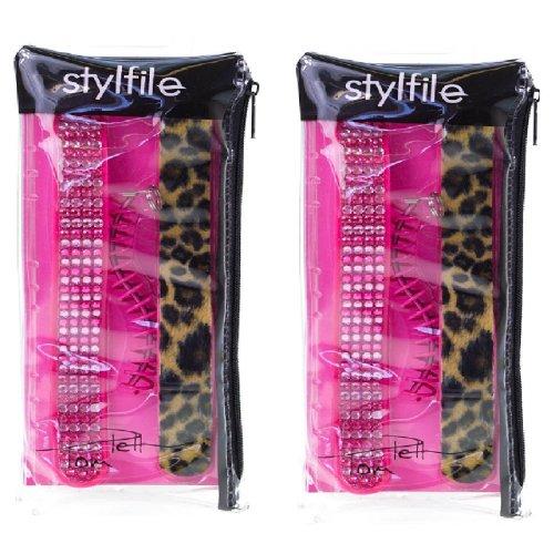 Stylfile VIP Nail File Kit x 2