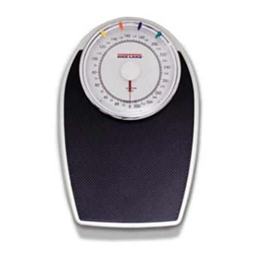 RiceLake RL-330HHL Mechanical Floor Scale, 330 lb Capacity