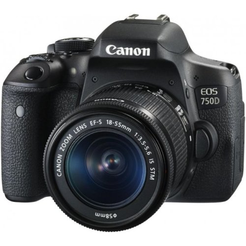 CANON EOS 750D KIT EF-S 18-55mm F3.5-5.6 IS STM