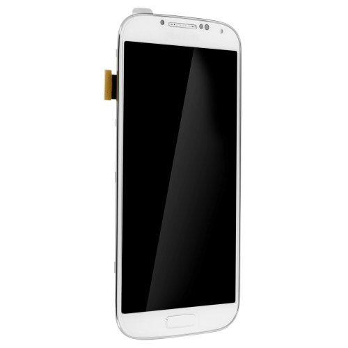 LCD replacement part with touchscreen for Samsung Galaxy S4 – White