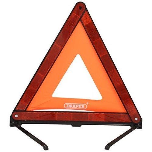 Warning Triangle - Draper Vehicle 24342 -  draper vehicle warning triangle 24342