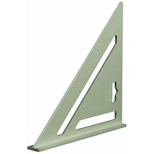 Silverline Heavy Duty Aluminium Roofing Rafter Square 7? - 734110 185mm -  heavy roofing square duty aluminium rafter silverline 734110 185mm
