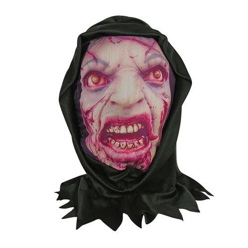 Skin Mask W/Hood Zombie