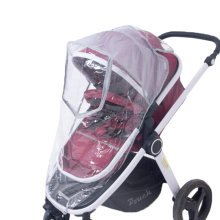 Baby Stroller Windproof Rain Cover Insect Netting ?Size S?