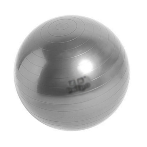 Yoga Ball Exercise Ball Casual Chair Keep Fit For People-Gray