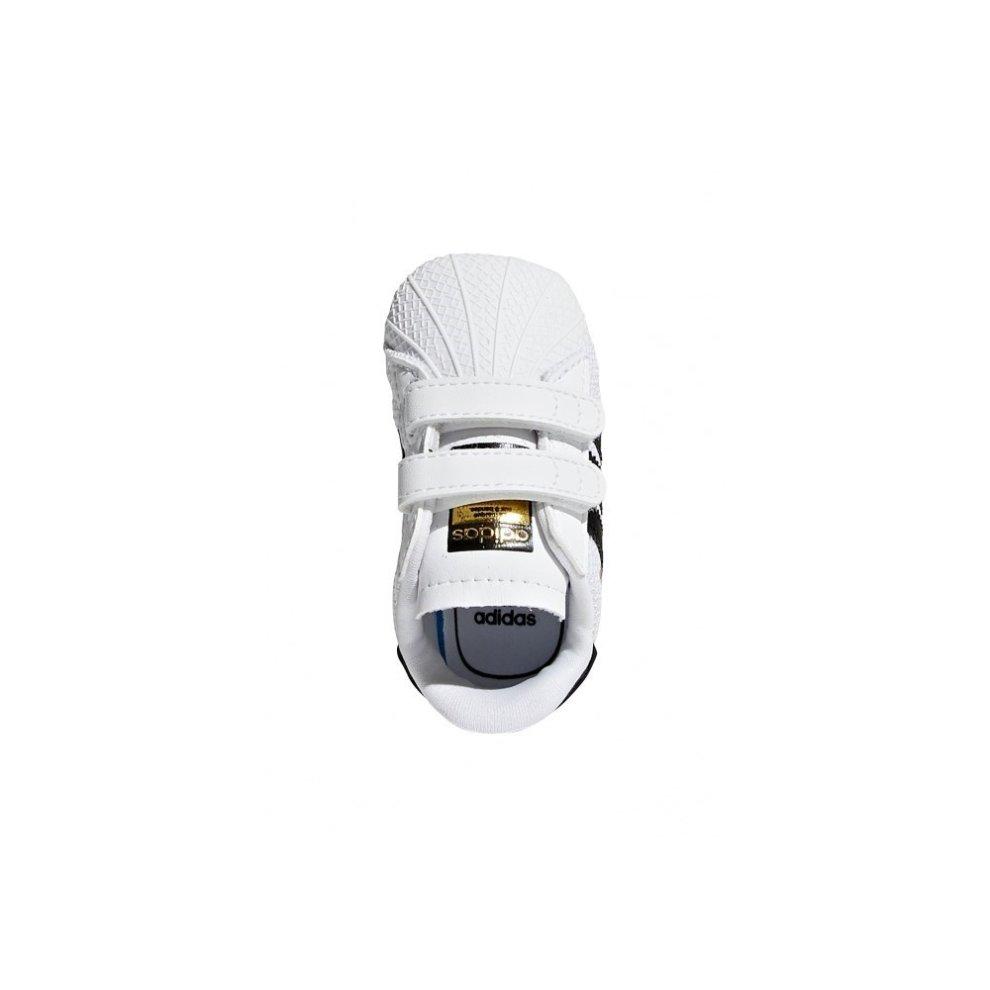 the latest fbf20 fe551 ... Adidas Superstar Crib - 4 ...