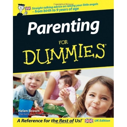 Parenting for Dummies, UK Edition