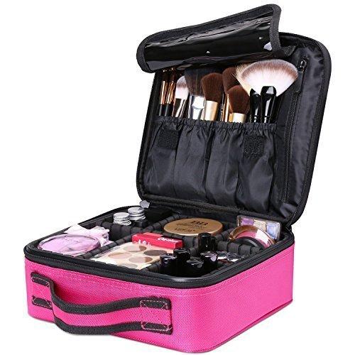 6095e75101d8 Luxspire Makeup Cosmetic Storage Case