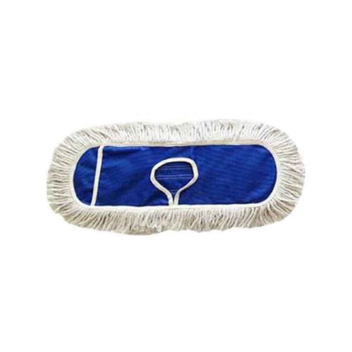 Industrial Strength Washable Cotton Dust Mop Refill, 17inch [C]