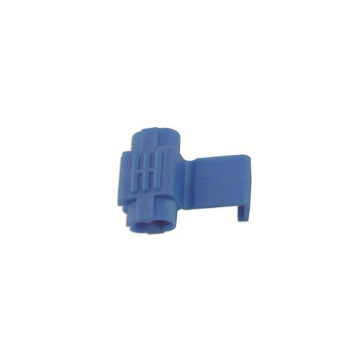 Wiring Connectors - Blue - Splice - 0.75mm-2.5mm - Pack Of 100