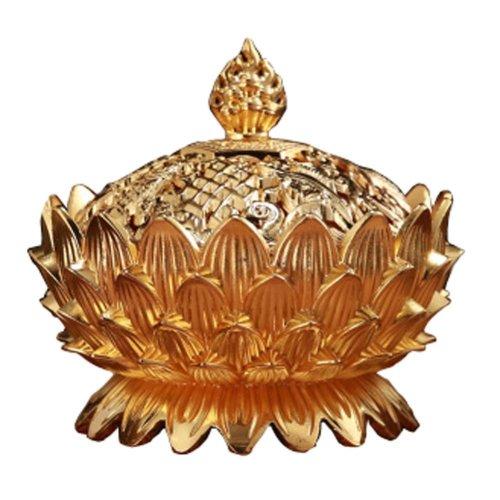 Ornaments Auspicious Sandalwood Incense Burner Stove Vaporizer Tea Room Temple