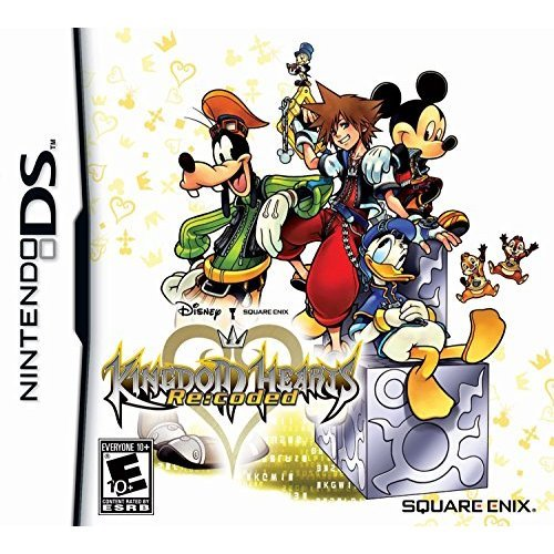 Kingdom Hearts Re: Coded / Game