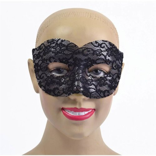 Black Lace Classic Eye Mask.