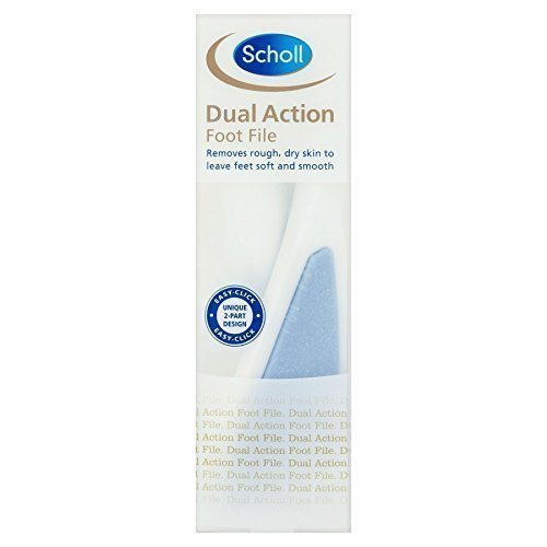 Scholl Dual Action Foot File -