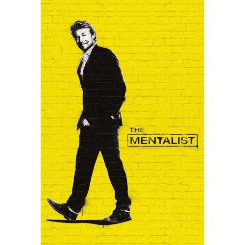 The Mentalist Season 1-7 | DVD Boxset