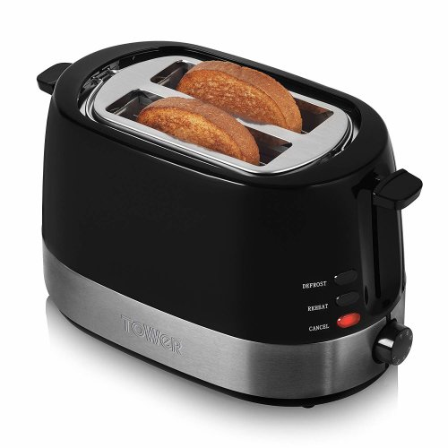 Tower Two Slice Toaster