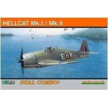Edk8223 - Eduard Kits 1:48 Dual Combo - Hellcat Mk.ii