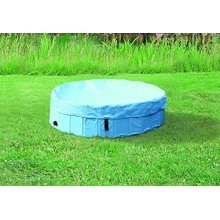 Trixie Cover For Number 39481 Dog Pool, 80 Cm, Light Blue - Pool Various Sizes -  trixie cover dog pool various sizes new