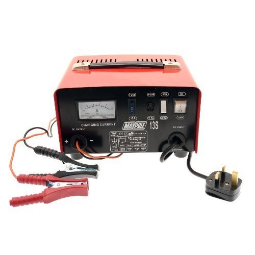 Metal Battery Charger 8a 12v -