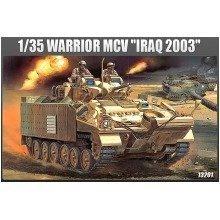 """Aca13201 - Academy 1:35 - Warrior Mcv """"iraq 2003"""""""