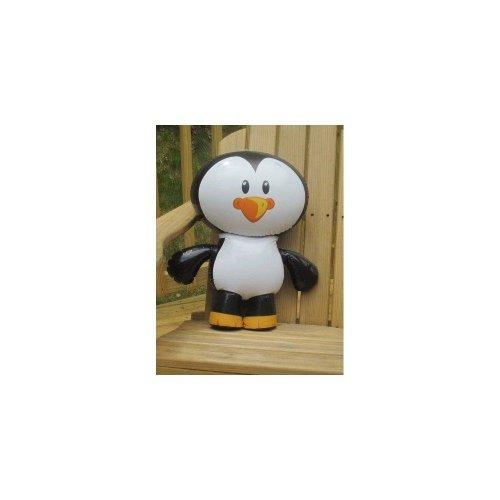 1 Dozen Adorable Inflatable Penguin Pals, each 24 inch / Party / Favor / Decor / Prize/ Giiveawayy
