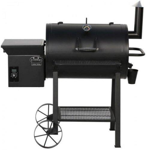 Lifestyle Appliances Big Horn Pellet Grill BBQ Smoker