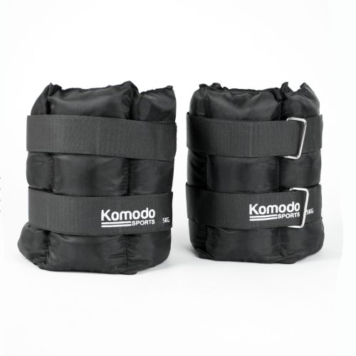 Adjustable Ankle Weights - Max 10kg