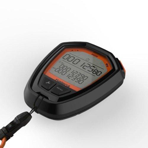 Kalenji OnStart 310 Stopwatch Black/Orange