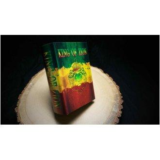 "Kavatza Book Box ""King of Zion"" B3"