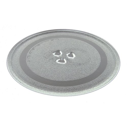 Hitachi Microwave Turntable 245mm 9.5 Inches  3 Fixings Dishwasher Safe