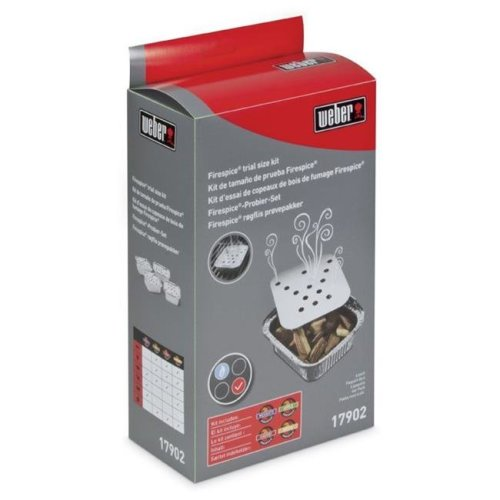 Electrical Distributing 17902 Weber Firespice 4 Trial Size Kit