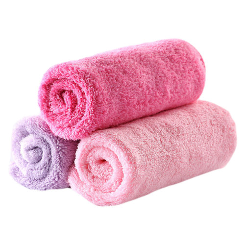 Child's Towels Kids Soft Cotton Towels 3 Packs for Baby Kids #1