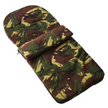 Fleece Footmuff Compatible With Obaby Zoom Tandem - Camouflage