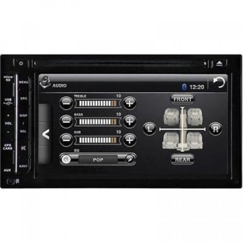 Metra Electronics MDF-9500-3 6.1 in Double Din Multimedia Kit