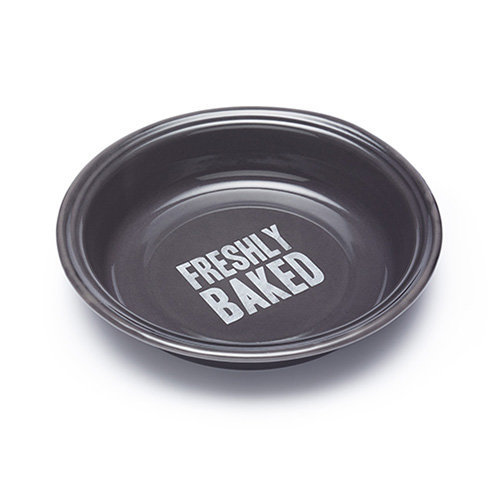 "Paul Hollywood by KitchenCraft Round Enamel Pie Dish, 18 x 3.5 cm (7"" x 1.5"")"