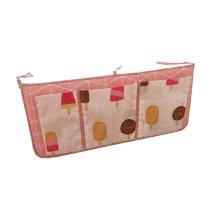 Multi-function Receive Bag/Diaper Stacker High-capacity, 62*28cm